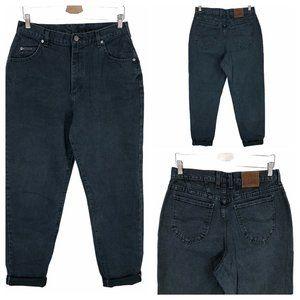 Vintage Lee 14 High Rise Mom Jeans 31 x 32
